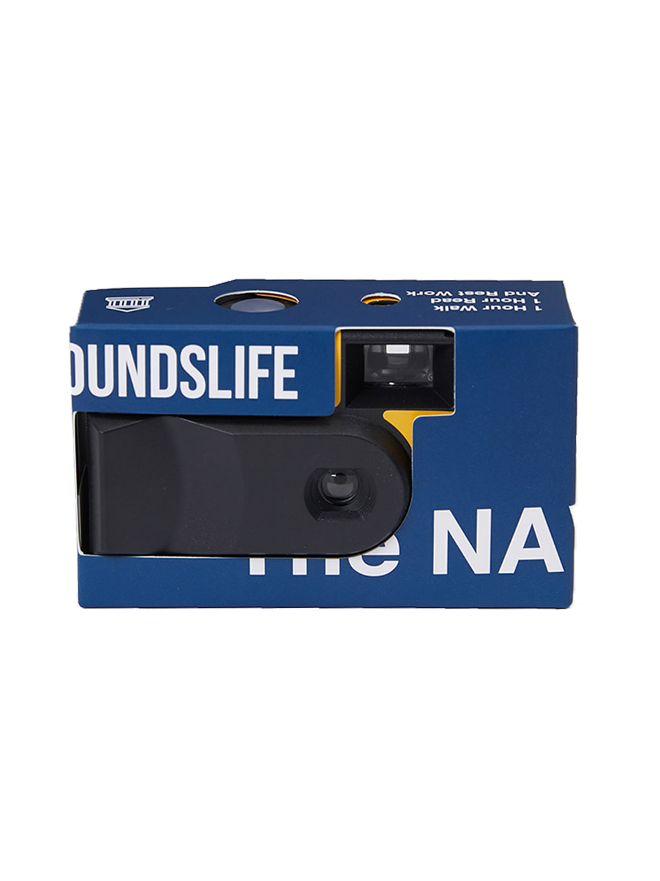 SOUNDSLIFE - SL X TNM Disposable Camera Navy